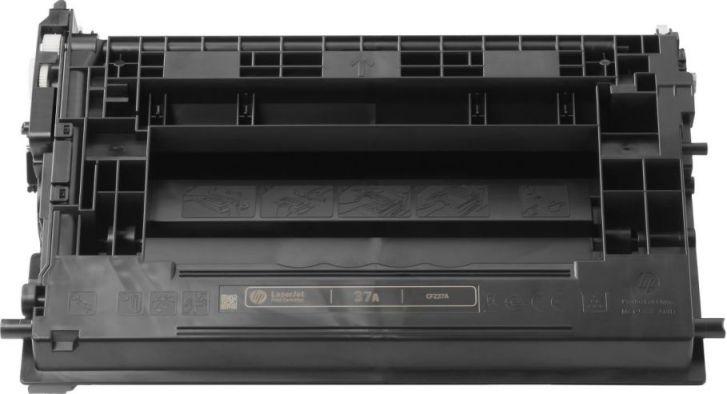 HP Cartucho de toner original LaserJet 37A negro
