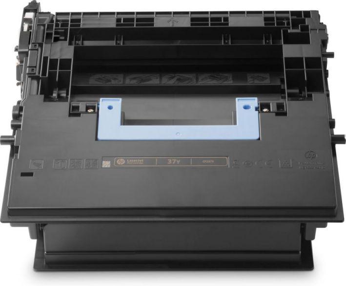HP Cartucho de toner original LaserJet 37Y de capacidad superior negro