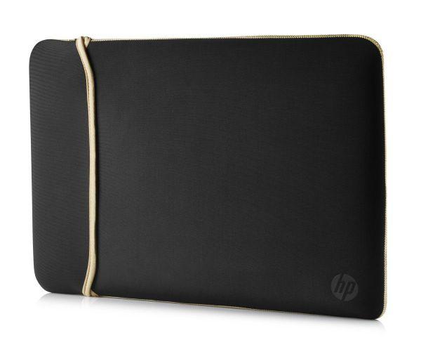 Ver HP Reversible Neoprene 15 6 Funda Negro Oro