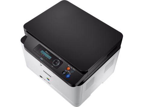 Ver HP SL C480 MFP