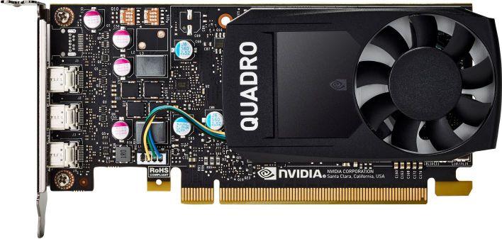 HP NVIDIA Quadro P400 de 2 GB