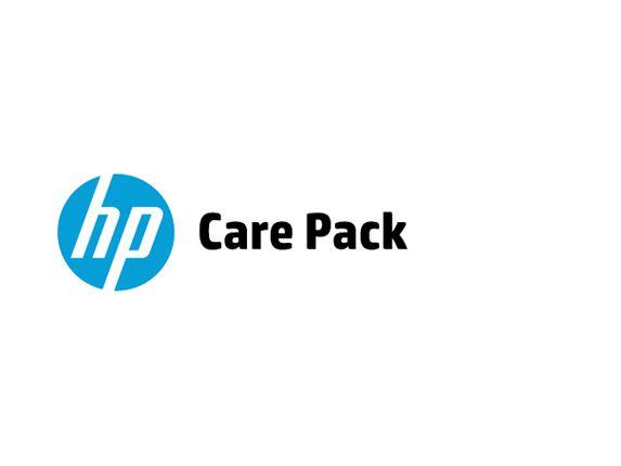 Ver HP U7C90E extension de la garantia