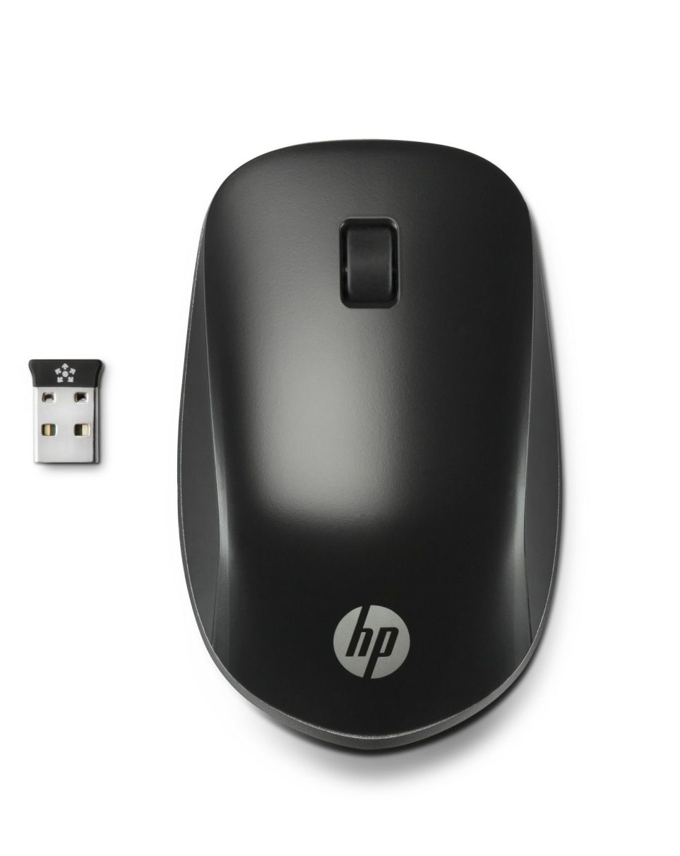 HP Ultra Mobile Wireless RF inalambrico Optico 1200DPI