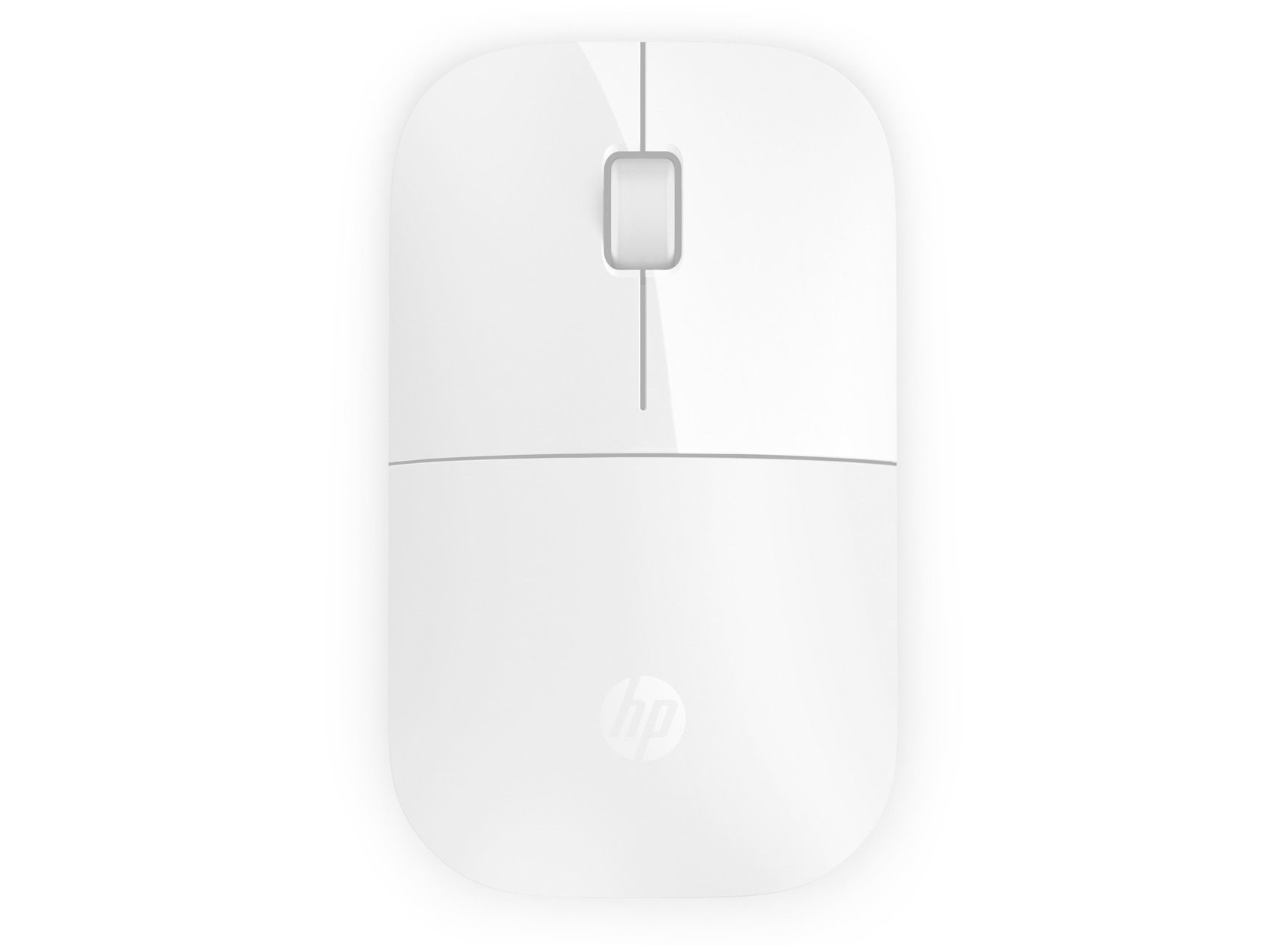 Ver HP Z3700 RF inalambrico Optico 1200DPI Color blanco Ambidextro
