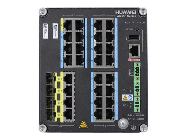 Huawei Ar550 Series Agile Gateway Ar550 24fe D H