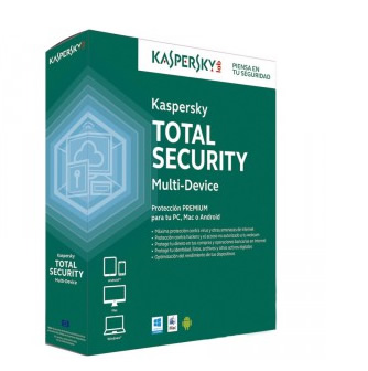 KASPERSKY TOTAL SECURITY 3U