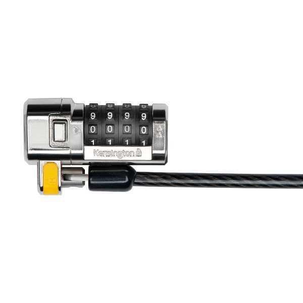 Kensington ClickSafe Negro cable antirrobo