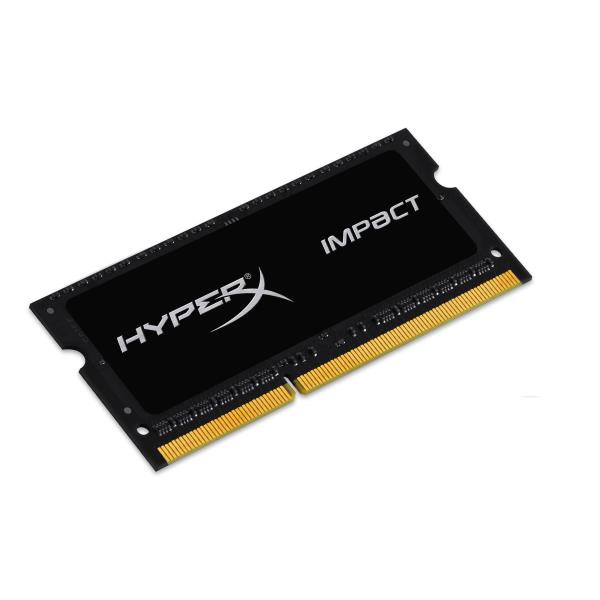 Ver Kingston HYPERX IMPACT 4 GB SODIMM DDR3L