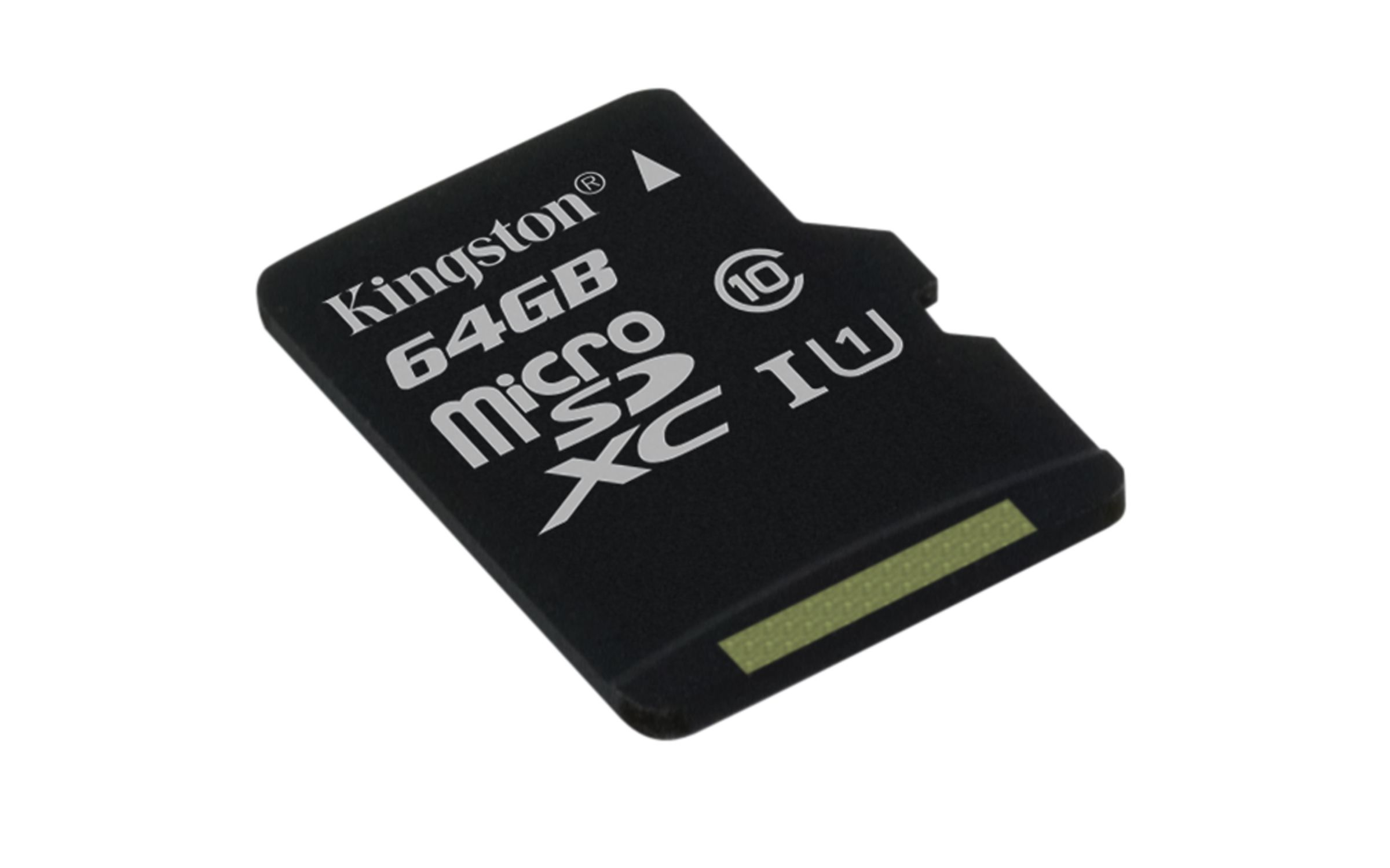 Ver Kingston Technology microSDXC Class 10 UHS I Card 64GB