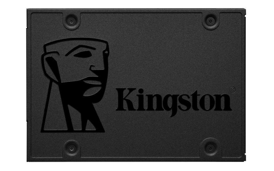 Ver Kingston Technology A400 SSD 960GB Serial ATA III