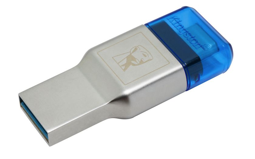 Ver Kingston MobileLite Duo 3C USB 3 0 3 1 Gen 1 Type A
