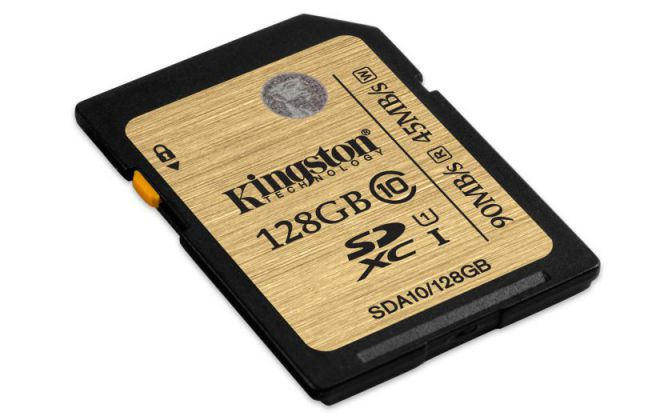 Ver Kingston Technology SDHC 128 GB