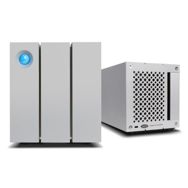 Ver LACIE 2big Thunderbolt 2 12000 gb
