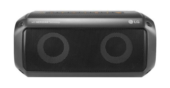 LG PK3 altavoz portatil 16 W Negro