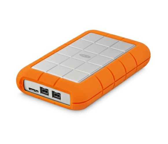 Ver LaCie RUGGED TRIPLE 1TB Naranja