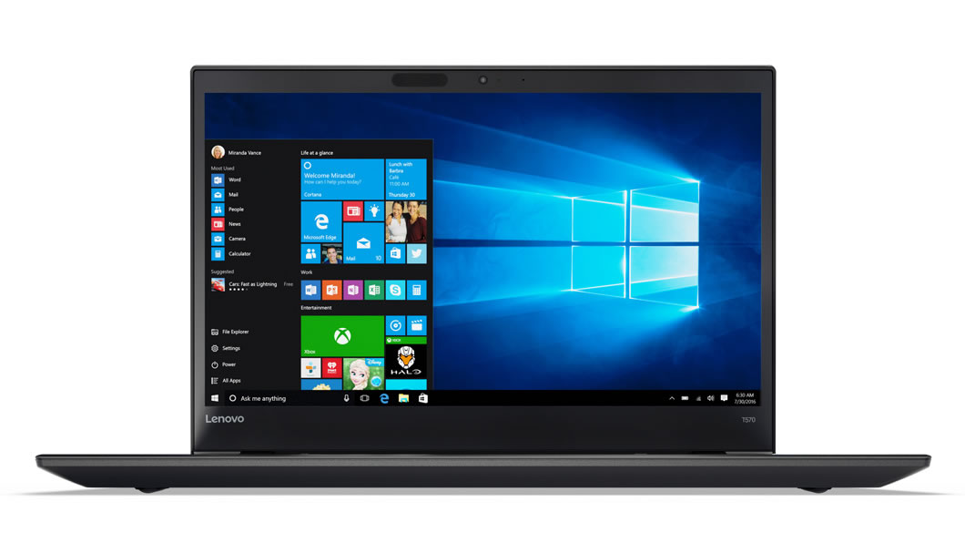 Lenovo Thinkpad T570 20h90018sp