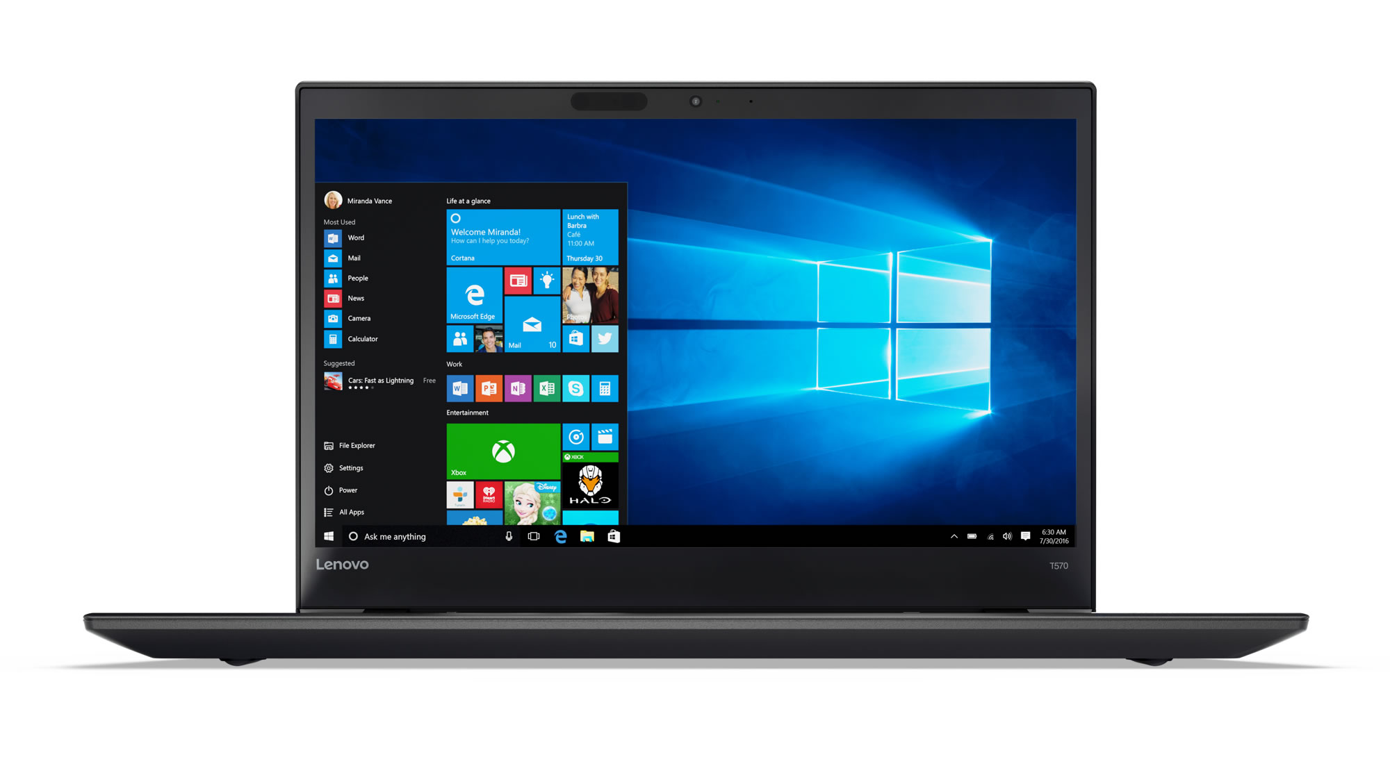 Ver Lenovo ThinkPad T570 20H90002SP