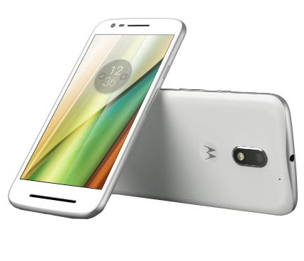 Ver Lenovo Moto E 3rd Gen 4G 8GB Color blanco