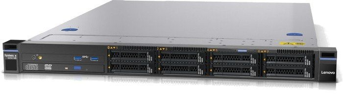 Lenovo System x x3250 M6 3943EDG