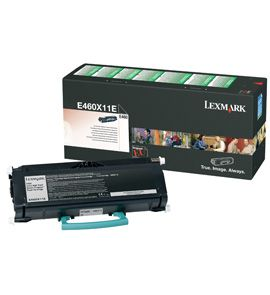 Ver Lexmark Toner E460 15K Return Program