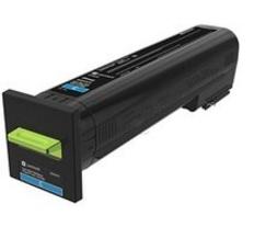 Lexmark 24B6508 20000paginas Cian toner y cartucho laser