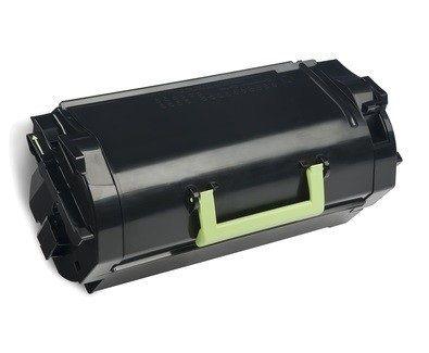 Ver Lexmark 502E Original Negro
