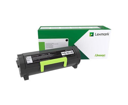 Ver Lexmark 71B2HK0 Laser toner 6000paginas Negro toner y cartucho laser