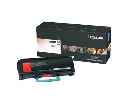Lexmark E260A80G Cartucho 3600paginas Negro toner y cartucho laser