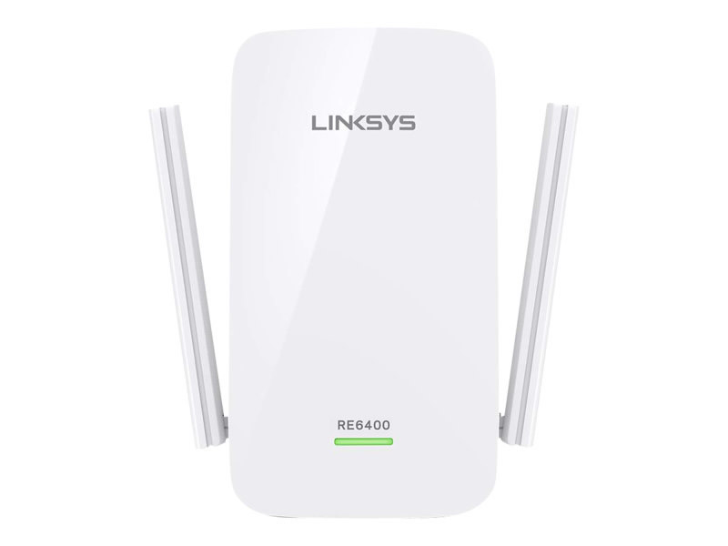 Ver Linksys RE6400