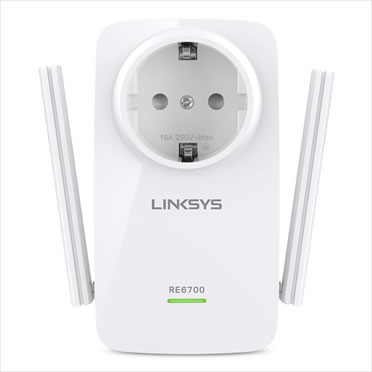 Ver Linksys RE6700 EG