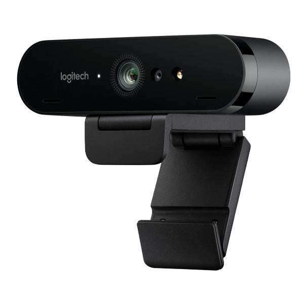 Logitech Brio Stream Camara Web 4k