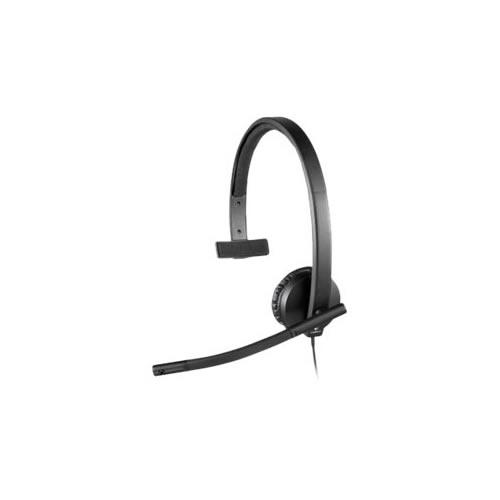 Logitech H570e Auriculares Diadema Negro