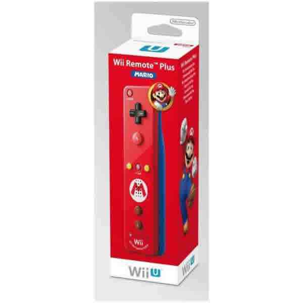 Mando Wii Remote Plus Mario