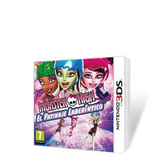 Monster High Patinaje Laberintico Ds