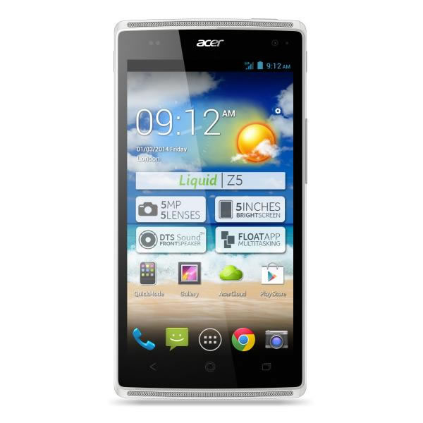 Movil Acer Liquid Z5 Hm Hd9eb 002