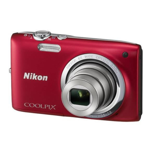 Nikon Coolpix S2700 Kit
