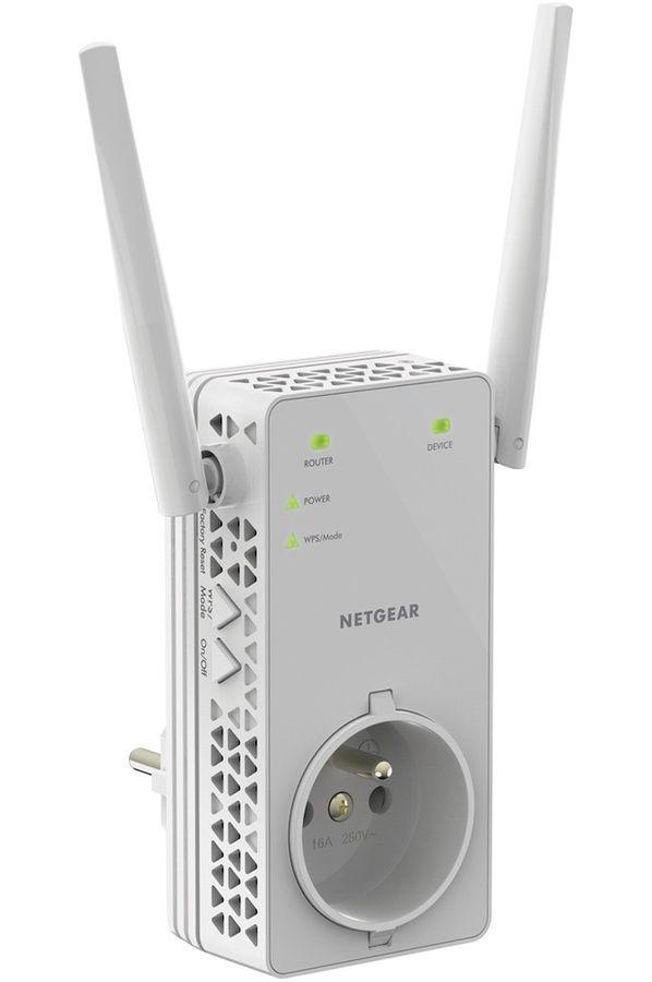 Ver Netgear EX6130 Network transmitter 10 100Mbit