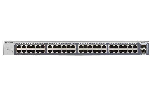 Netgear Gs750e Gestionado L2 Gigabit Ethernet 10