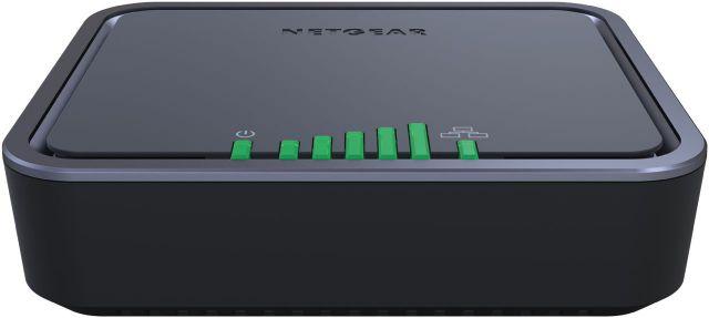 Netgear LB1110 Ethernet Negro