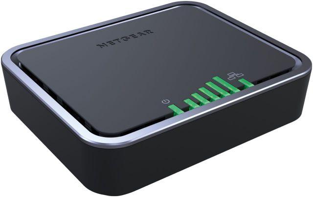 Netgear LB1111 Ethernet Negro