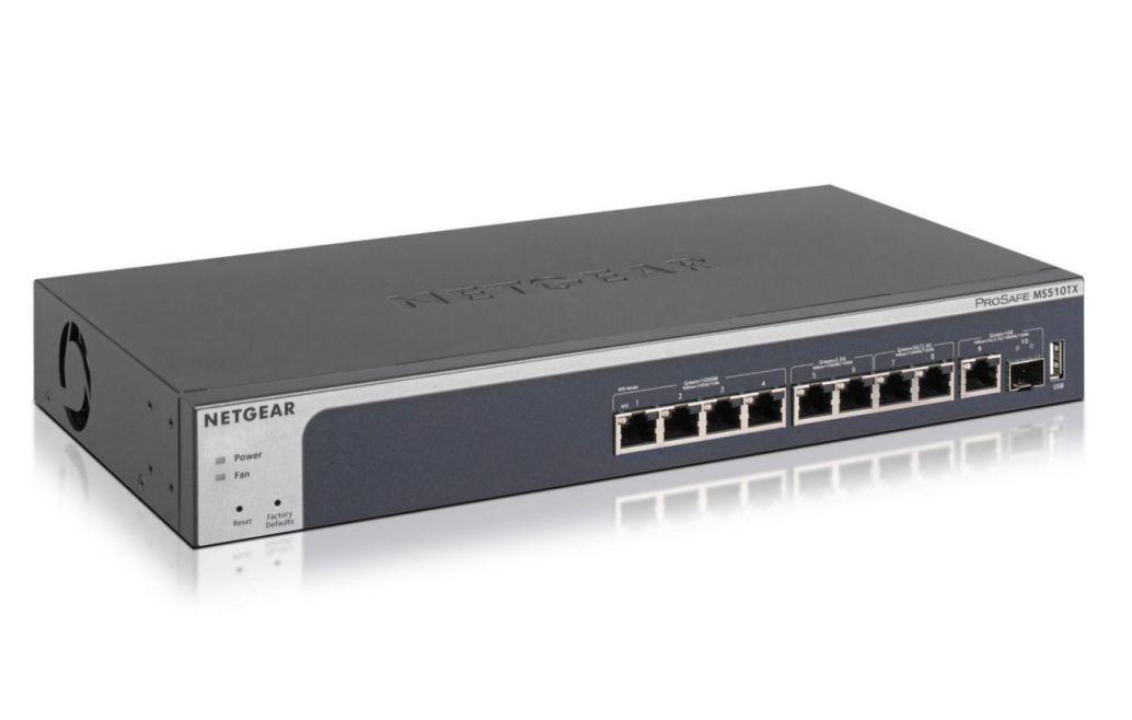 Ver Netgear MS510TX Gestionado L2