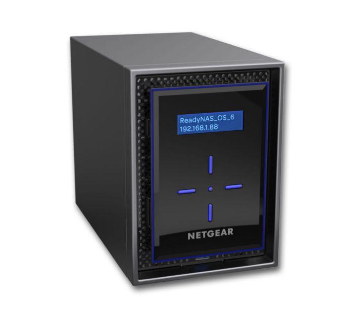 Netgear ReadyNAS 422 E4 100NES