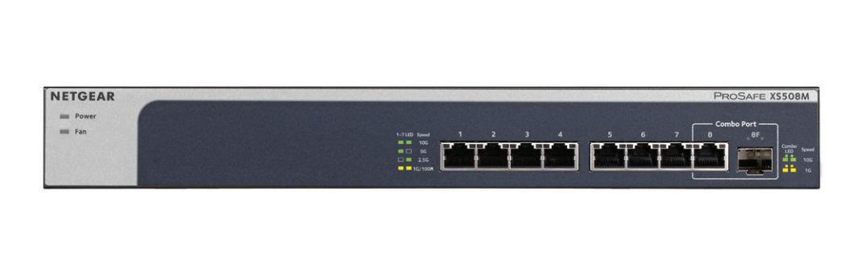 Netgear XS508M No administrado 10G Ethernet 100