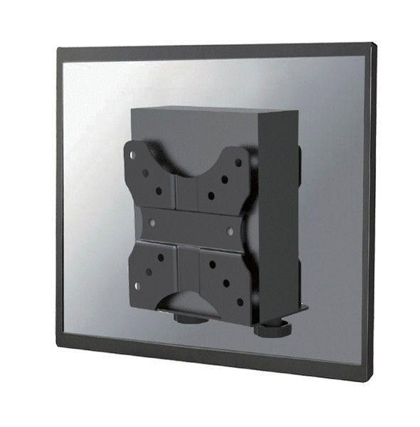 Newstar NM TC100BLACK Monitor stand mounted CPU holder Negro soporte de CPU