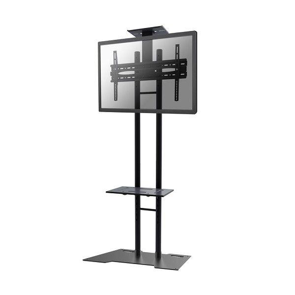 Ver Newstar PLASMA M1700ES 55 Fixed flat panel floor stand Negro soporte de pie para pantalla plana