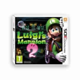 Nintendo 3ds Luigi S Mansion