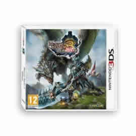 Nintendo 3ds Monster Hunter 3 Ultimate