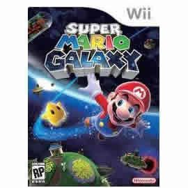 Nintendo Super Mario Bros Galaxy