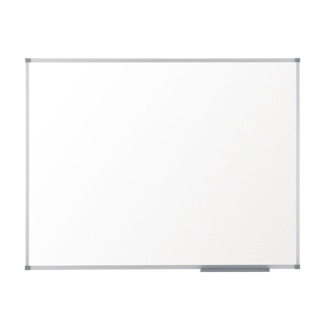 Ver Nobo Pizarra blanca Basic no magnetica melanina 900x600 mm con marco basico