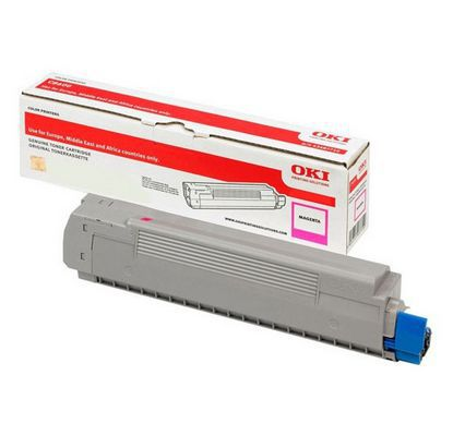 OKI 46471102 Toner 7000paginas Magenta toner y cartucho laser